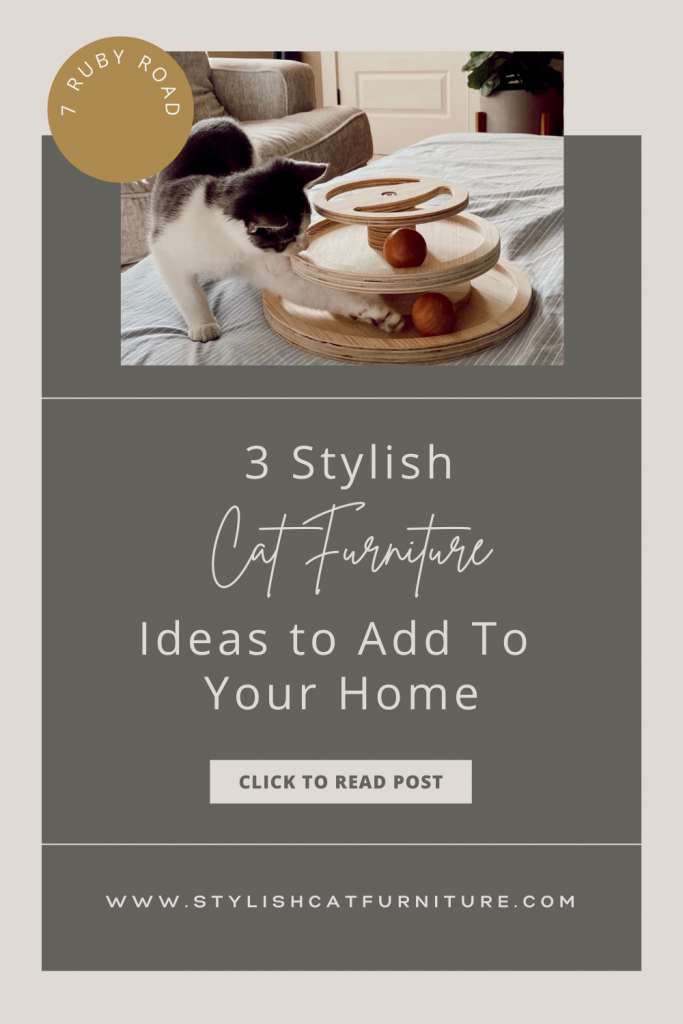 stylish cat furniture
