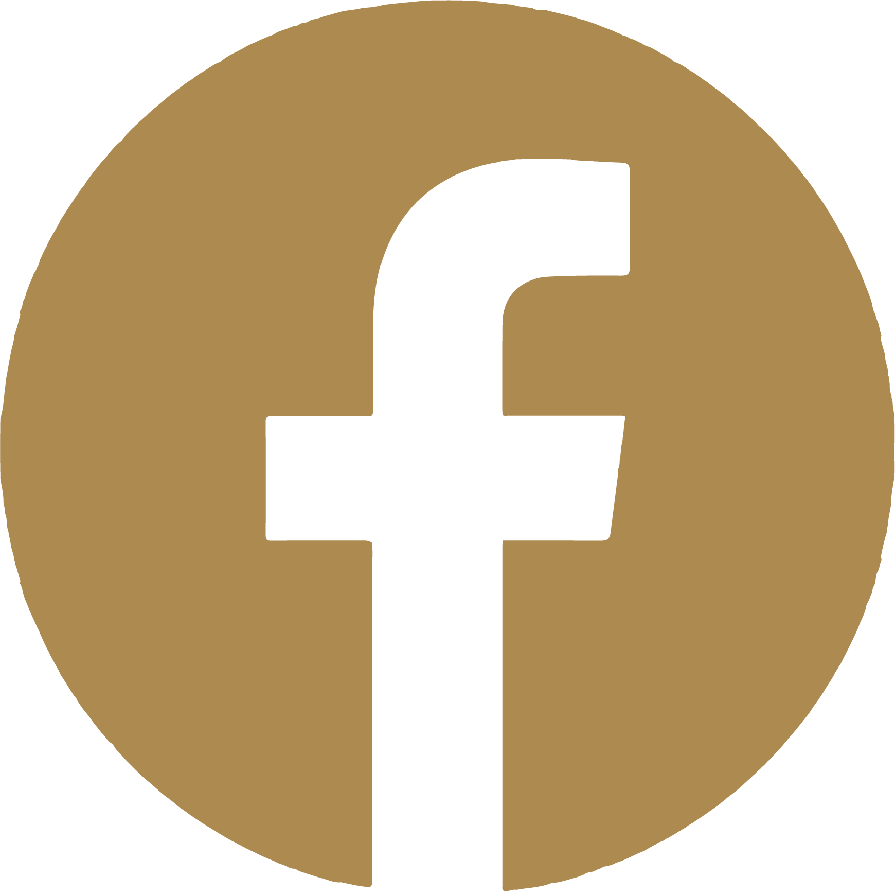 Facebook Icon with White 1